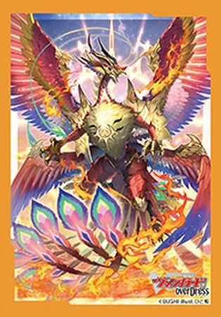 カードファイト!! ヴァンガード overDressスタート記念 ミニスリーブコレクション 『天輪聖竜 ニルヴァーナ』