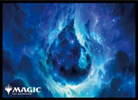 マジック:ザ・ギャザリング プレイヤーズカードスリーブ ニクス土地  島  [MTGS-152]