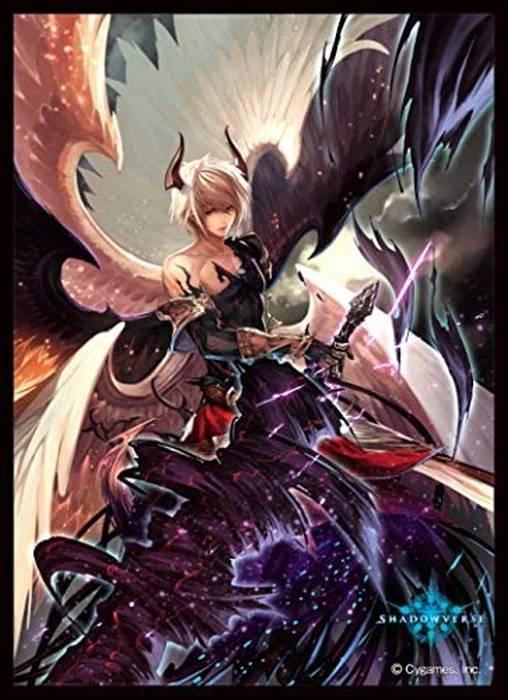 きゃらスリーブコレクション マットシリーズ Shadowverse   「虚無の堕天使・ルシフェル」  [No.MT1003]